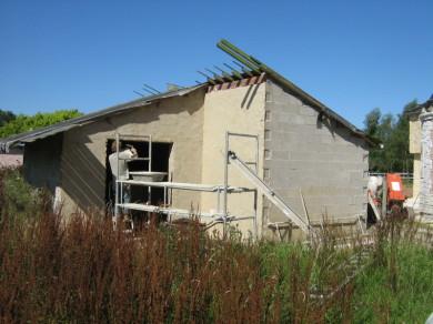 Maison en renovation