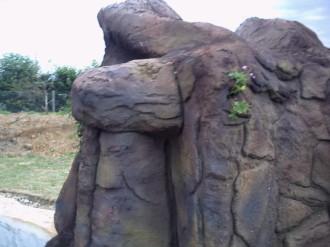 coffre rocher