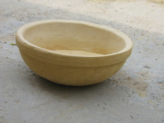 moule en béton, dallage sculpté initiation, fausse pierre